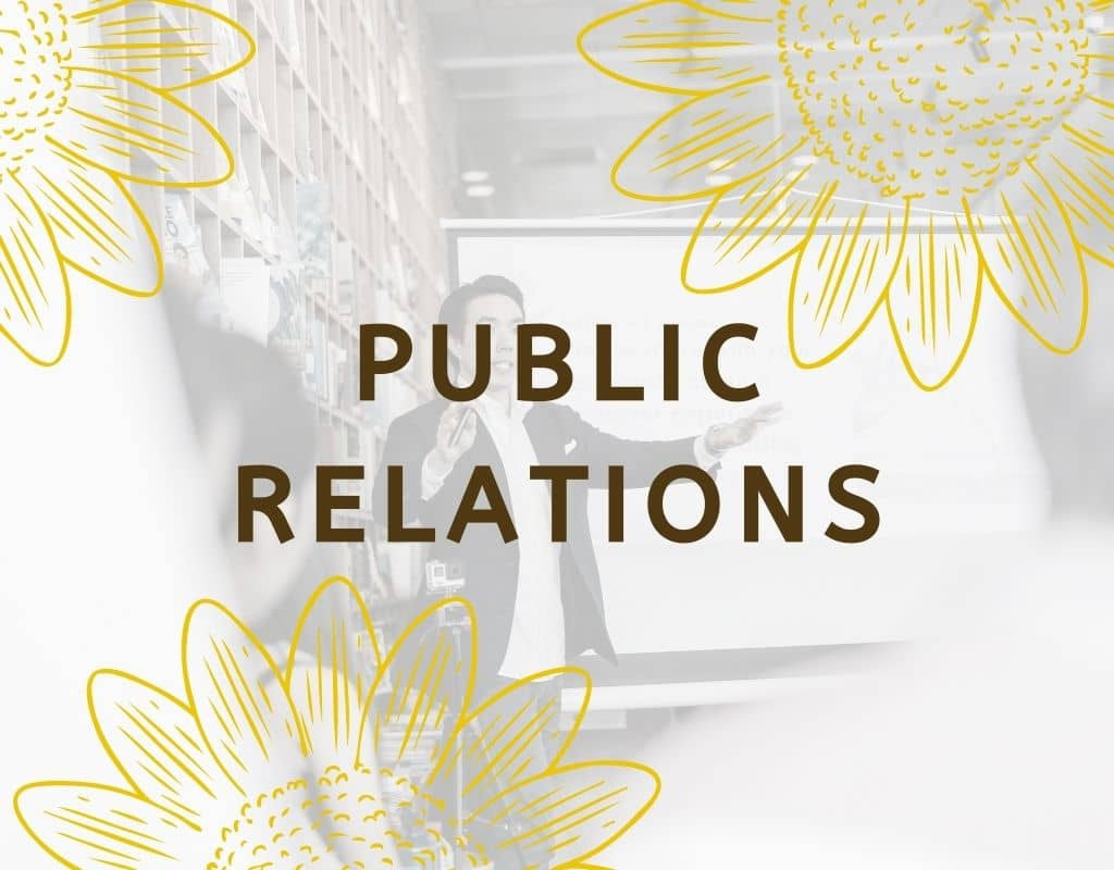 Public Relations Services Feature