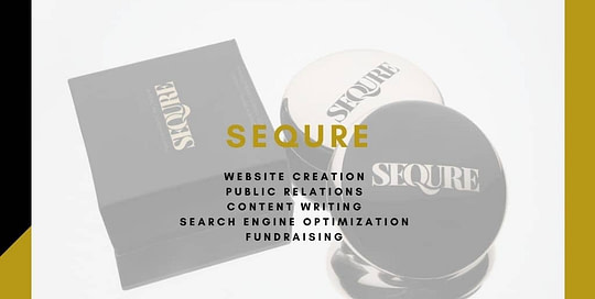 Sequre Portfolio Cover