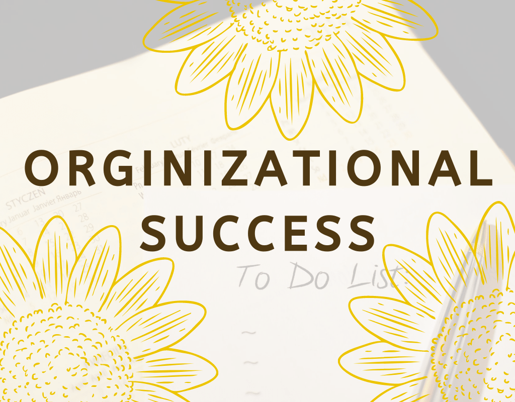 Organizational Success