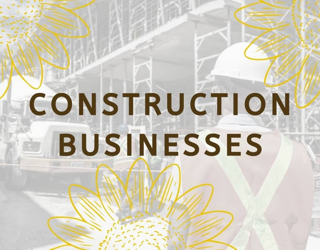 Construction Businesses