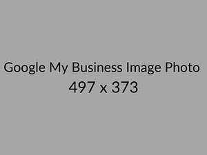 Google My Business Image Photo 497 x 373