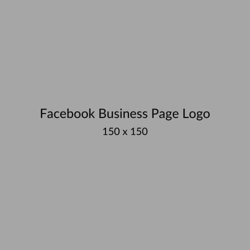 Facebook Business Page Logo