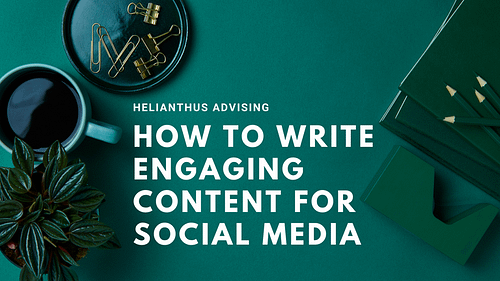 How to Write Engaging Content for Social Media
