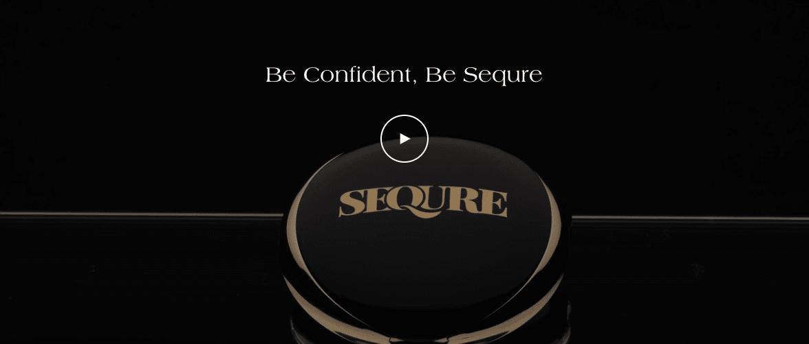 Sequre Website Screenshot Three