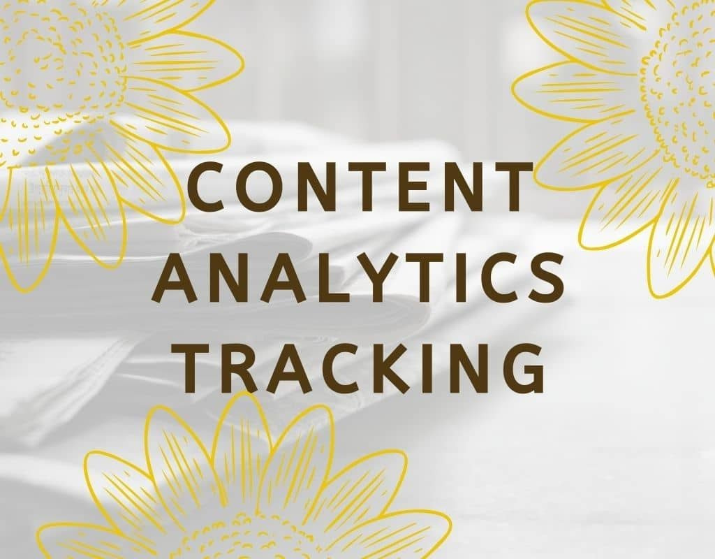 Content-Analytics-Tracking