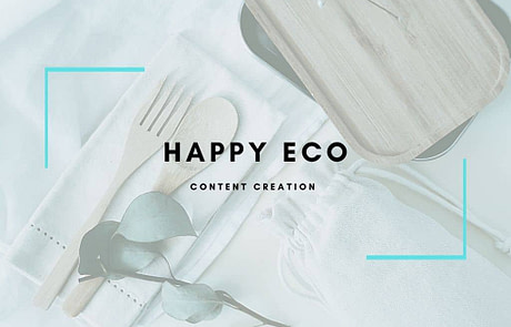 Happy Eco Portfolio Cover